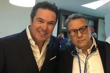 Con il dr. Luis Carriere di Barcellona