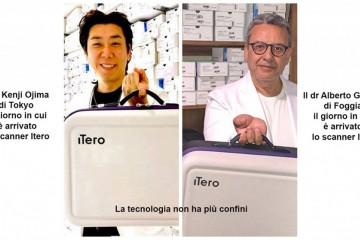 La tecnologia è arrivata anche da noi, lo scanner è nelle nostre mani.